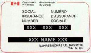 Saiba mais sobre o SIN Card (Social Insurance Number)