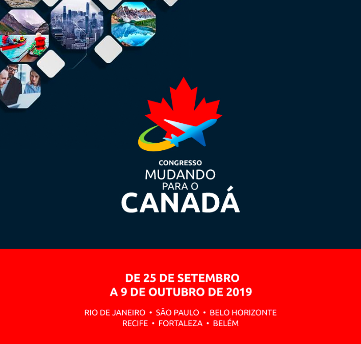 "Congresso ""Mudando para o Canadá"" reúne especialistas no Brasil"