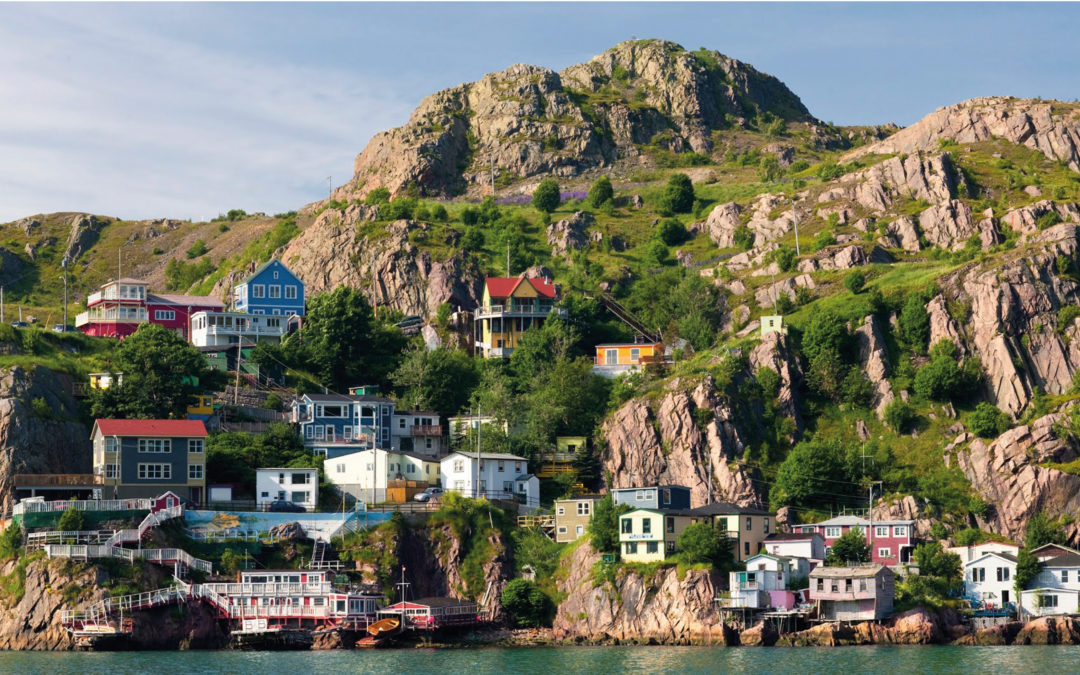 Conhecendo as províncias canadenses: Newfoundland and Labrador